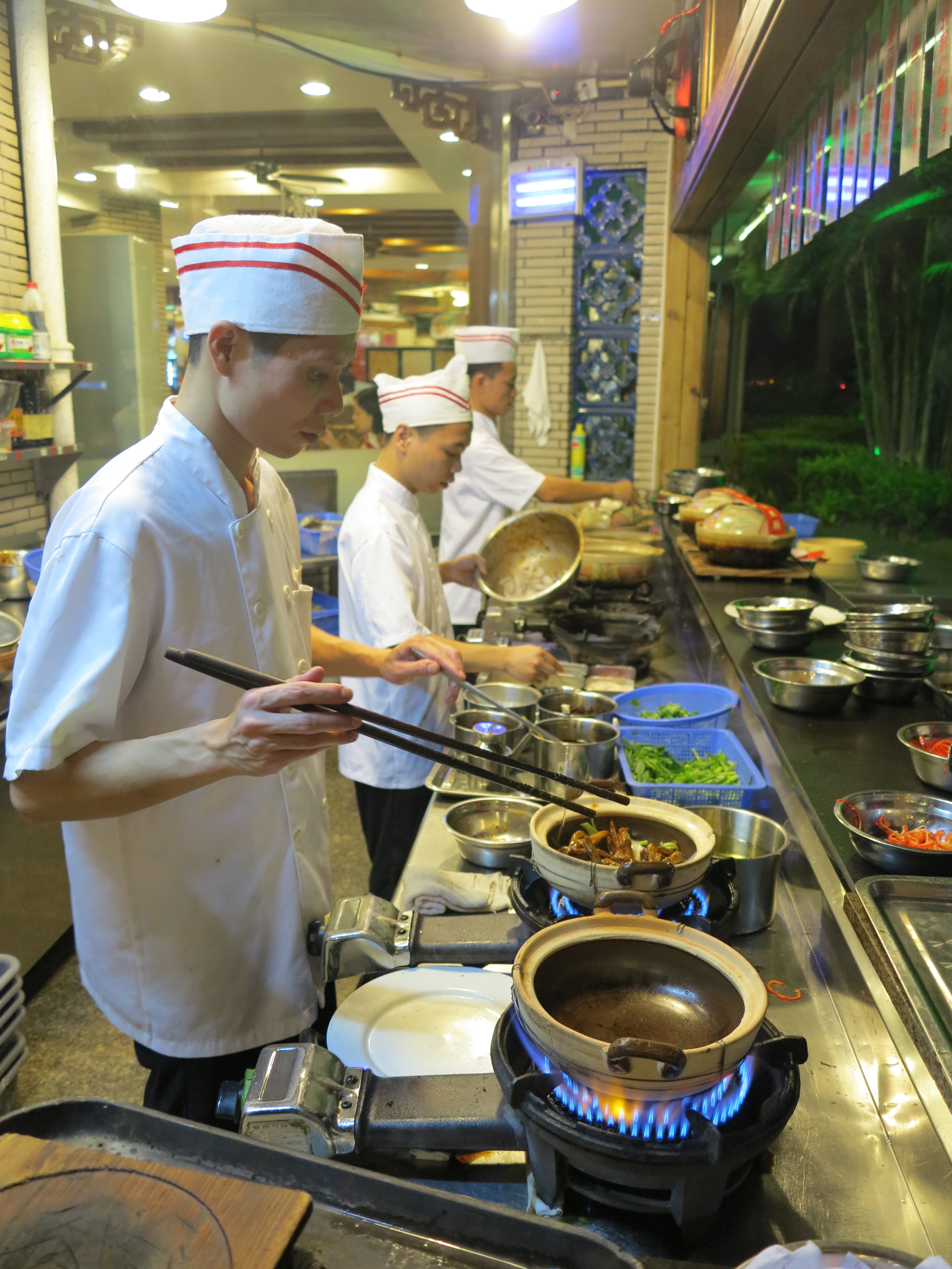 restaurant open kitchen concept. If You Want To Be Even More Involved Can Stand And Watch Them Cook  Entire Menu. They Have An Open Kitchen Concept. Whereas Most Restaurants Restaurant Concept