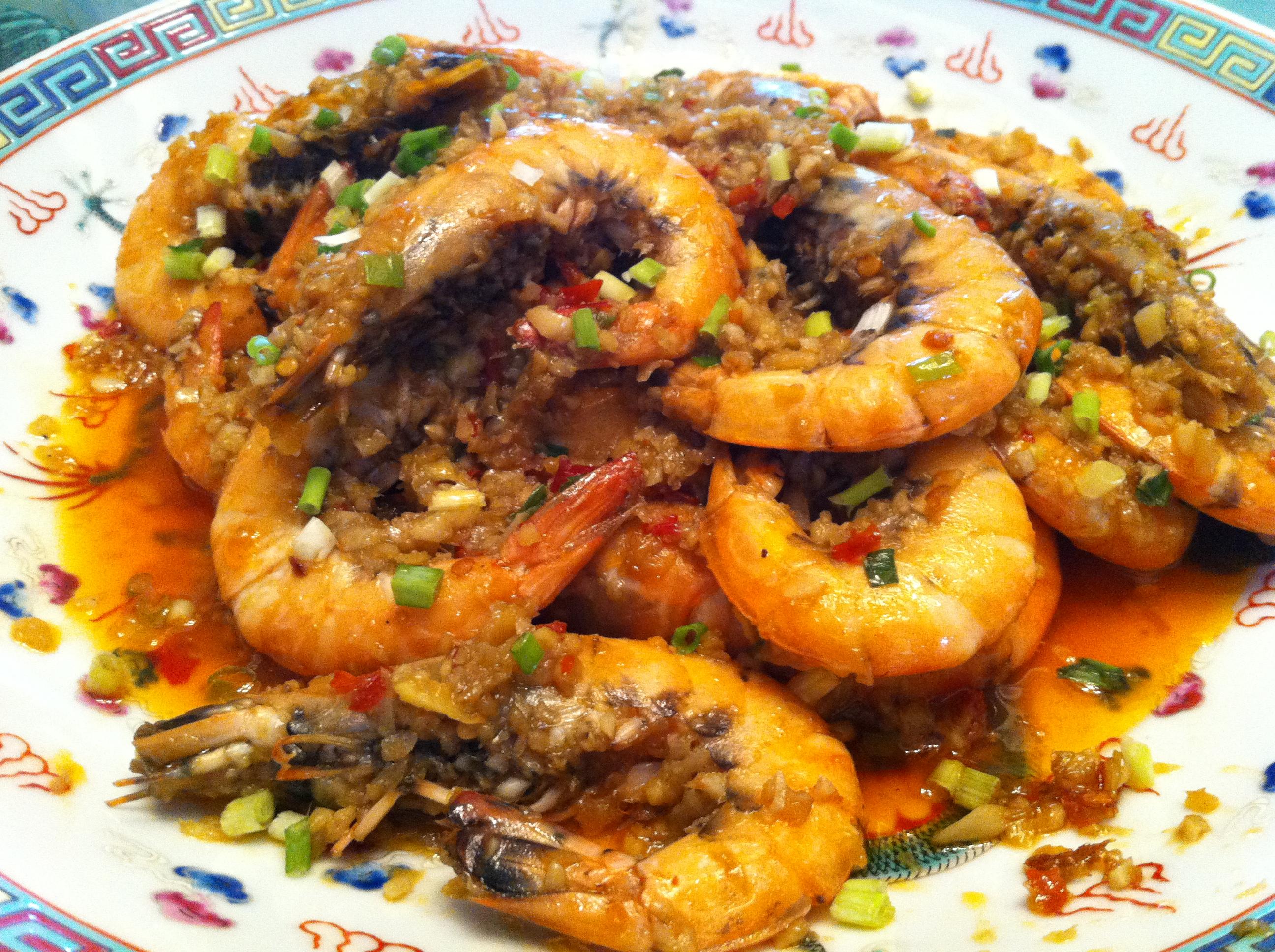 Szechuan Spicy Shrimp Recipe | Gourmand Chic