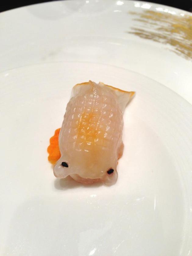 Fish Siu Mai