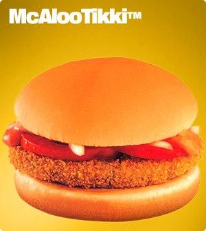 McAloo Tikka