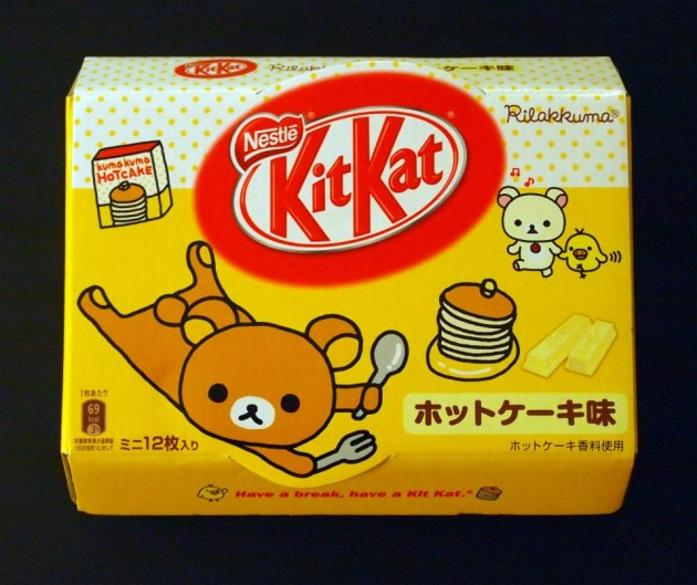 Rilakkuma Hot Cake Kit