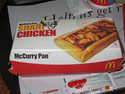 Shahi Chicken McCurry Pan