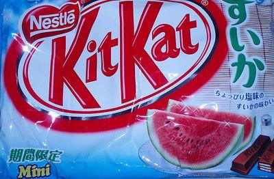 Watermelon Kit Kat